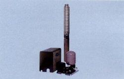 画像1: テラル(旧シントー) 50TWS-53.7-17 深井戸水中ポンプ 3700W 17段 50Hz200V口径50