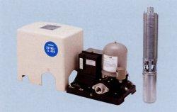 画像1: 在庫年末年始セール テラル(旧シントー) 25TWS-5.6S-11 深井戸水中ポンプ 600W 11段 単相100V 50Hz水量重視型口径25