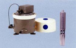 画像1: テラル 25TWS-T5.6S-11 深井戸水中ポンプ 50Hz100V