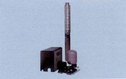 画像1: テラル(旧シントー) 50TWS-62.2-6 深井戸水中ポンプ 2200W 6段 60Hz200V口径50