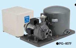 画像1: テラルN(旧ナショナル) PG-407FM-6 60Hz 三相200V 深井戸用圧力タンク式ポンプ