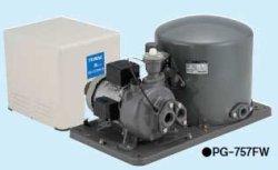 画像1: テラルN(旧ナショナル) PG-607FW-5 50Hz 深井戸用圧力タンク式ポンプ