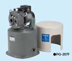 画像1: テラルN(旧ナショナル) PG-207F-6 60Hz 深井戸用圧力タンク式ポンプ