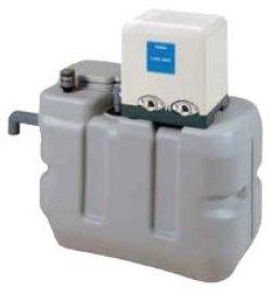 画像1: 代引不可 テラル(旧三菱) RMB0.5‐25THP6‐155S 受水槽付水道加圧装置 150W 単相 50L 50Hz 一般用