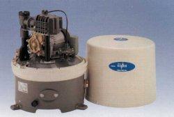 画像1: テラル(旧三菱) WP-3406T-1 浅井戸用自動ポンプ 400W 三相200V:60Hz