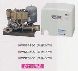 画像1: イワヤ WSTB400 浅井戸用ポンプ 50Hz 三相200V