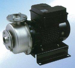 画像1: SANSO 40PH2-2/2AT6.7-E3 ステンレス製 多段循環ポンプ 全閉モーター メカニカルシールタイプ屋外仕様 三相200V 60Hz 三相電機